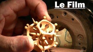 Repeat youtube video 8 Démonstrations AFTAB Tournage d'Art sur Bois - Film: Erick le Gall