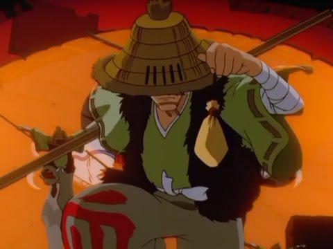 Giant Robo OVA - Best battle scene
