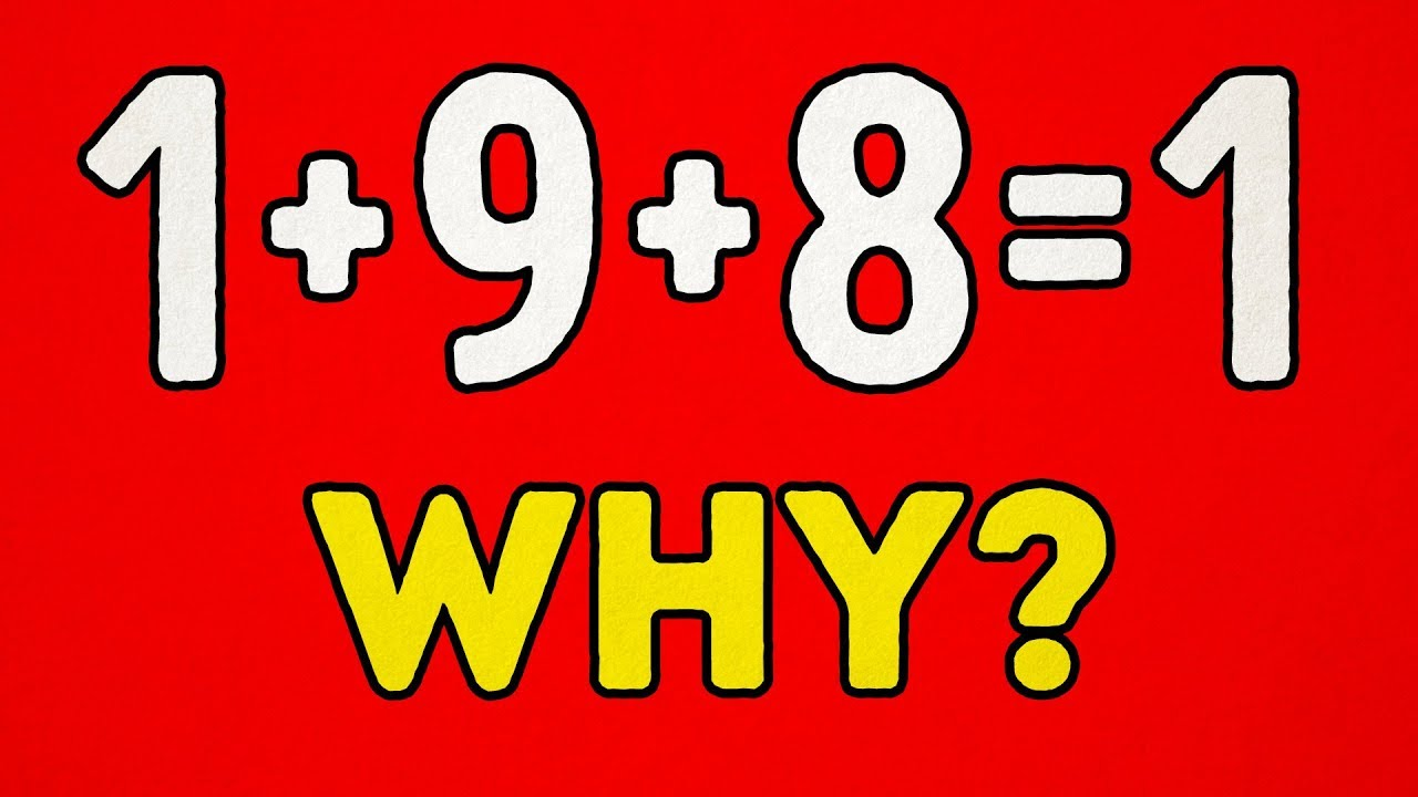 22 Math Puzzles With Answers To Test Your Logic Youtube