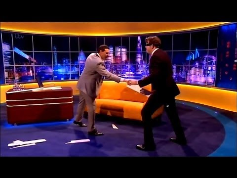 """""""Paddy McGuinness"""" On The Jonathan Ross Show Series 6 Ep 1.4 January 2014 Part 2/4"""