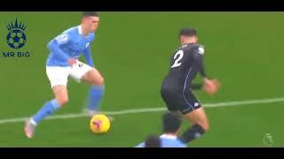 Как Фил Фоден унижает игроков в футболе новая легенда