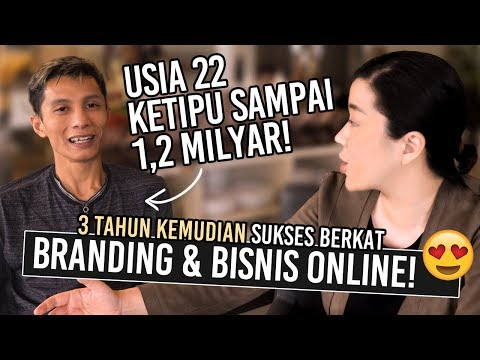 Pengusaha yang Sukses Bisnis Online Marketplace-nya Berbagi Tips Branding Youtube sampai Fake Order