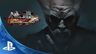 Tekken 7 - Story Mishima Saga