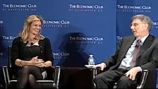 Katharine Weymouth, Publisher & CEO and Martin Baron, Executive Editor, The Washington Post