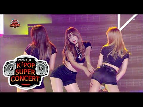 [HOT] EXID - AH YEAH+UP&DOWN, 이엑스아이디 - 아예+위아래, DMC Festival 2015