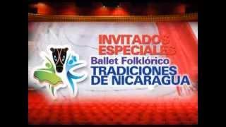 Publicidad Presentación Teatro Nacional Ruben Dario 23 de Marzo invitados especiales