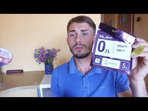 Как заработать 100 злотых от Play БЕСПЛАТНО!Регистрация Sim - карт в Польше. Мой новый тариф.