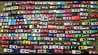 Car color for children- Racing Car for kids- racetrack videos- Car toys- ride down from the mountain