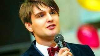 Ведущий Константин Щёкотов  Казань