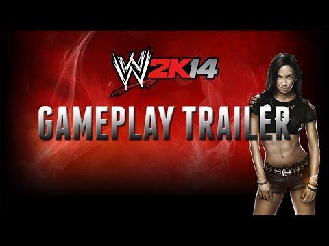 WWE 2K14 - Randy Orton vs John Cena Gameplay [HD]