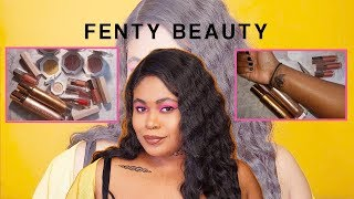 FENTY BEAUTY BODY LAVA UPDATE | #FentyBeauty