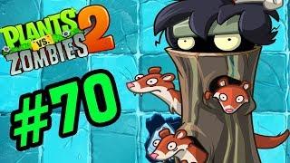 ✔️NHÀ CỦA LOÀI SÓC! - Plants Vs Zombies 2 Tập 70 - Hoa Quả Nổi Giận 2 Android, Ios