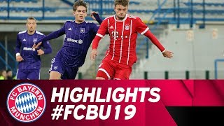 Video Gol Pertandingan Anderlecht U-19 vs FC Bayern Munchen U-19