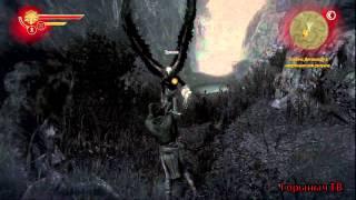 The Witcher 2. Прохождение Часть 61-2 (В теле Эгана) ПР