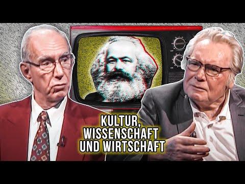 Kultur, Wissenschaft, Wirtschaft - Karl Marx