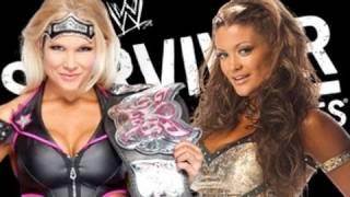 WWE Survivor series 2011 (WWEPG) Beth Phoenix vs Eve