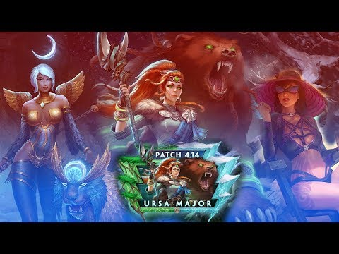 "SMITE ARTIO PATCH 4.14 ""Ursa Major"" Patch Notes"