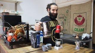 Moka Pot Ile Nasıl Kahve Demlenir?