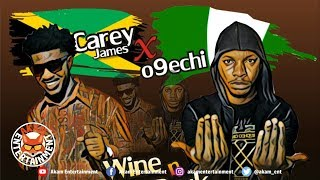 The Carey James x Onechi - Wine N Bruk - August 2018