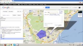 crear y descargar un kml desde google maps (desactualizado ya no funciona así) Free HD Video