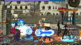 Dungeon Fighter Online- Odessa Streets Solo Cartel Agent battle