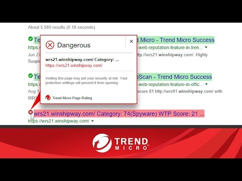 Antivirus Software Overview - Trend Micro Security 2020