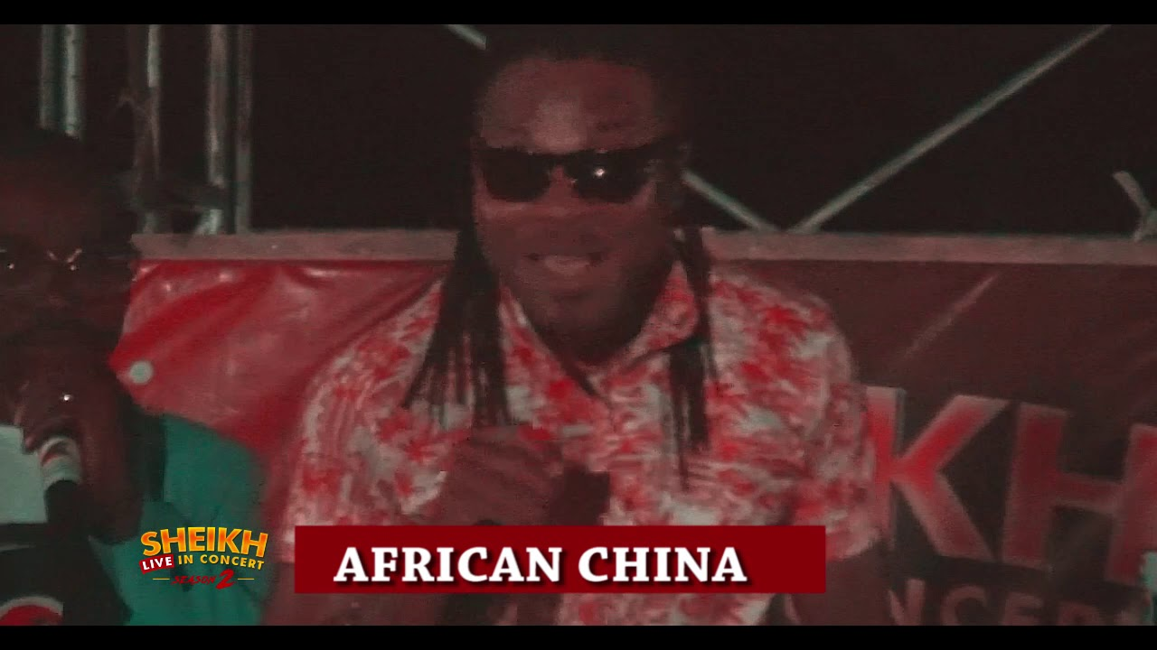 Download AFRICAN CHINA LIVE ON STAGE AT SHEIKH LIVE IN CONCERT 2018