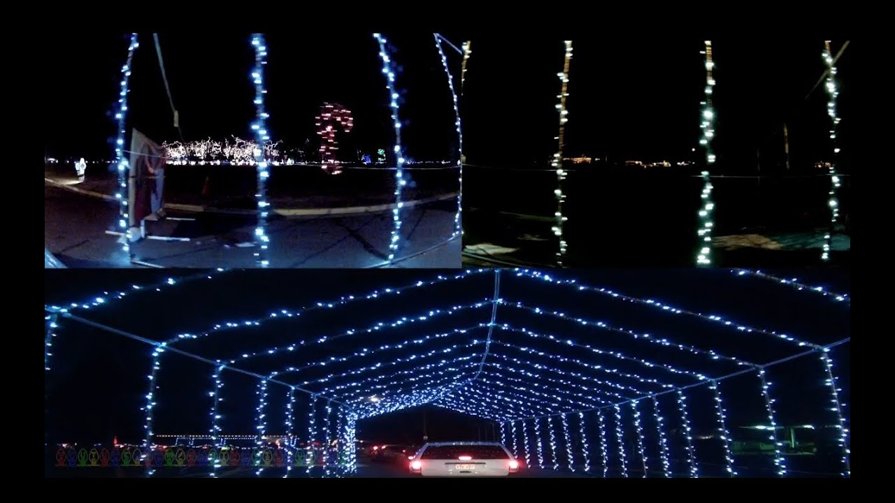The Lights Before Christmas Light Display (Complete HD Experience ...