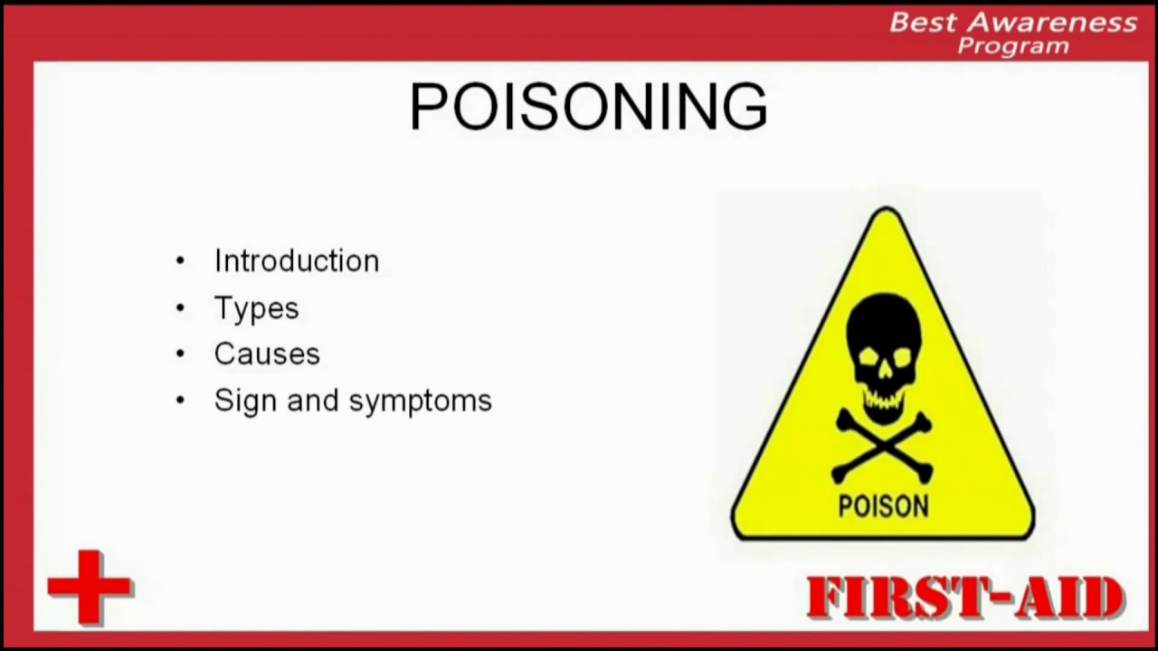an introduction to the issue of poisoning Poisoning: introduction allister vale x allister vale search for articles by this author, sally bradberry x this issue covers the epidemiology of poisoning.