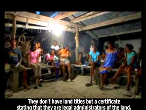 Land Rights Case in the Philippines (Caluya)