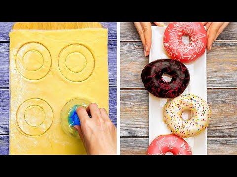 BAKING TIPS TO BECOME A PASTRY CHEF || 5-Minute Dessert Recipes For Everyone!
