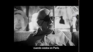 Fritz Lang entrevistado por William Friedkin en 1975 (subtitulado al español)