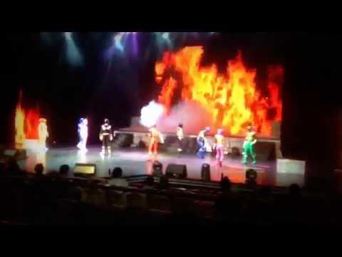 Power Ranger Live In Genting 2016
