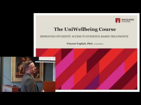 IPPE Brown Bag Session - 1 July 2015: The UniWellbeing Course