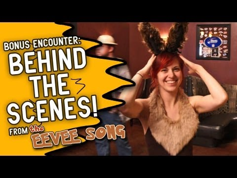 Behind the Scenes of The Eevee Song feat. Dodger! (Bonus Encounter)