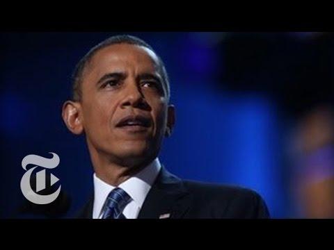 President Barack Obama's Full DNC Speech - Elections 2012 | The New York Times