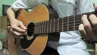 Cứ Thế Mong Chờ  - Guitar Fingerstyle (Lụa)