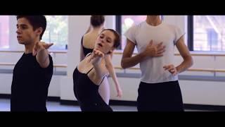 BAE Choreographic Workshop - PART 1