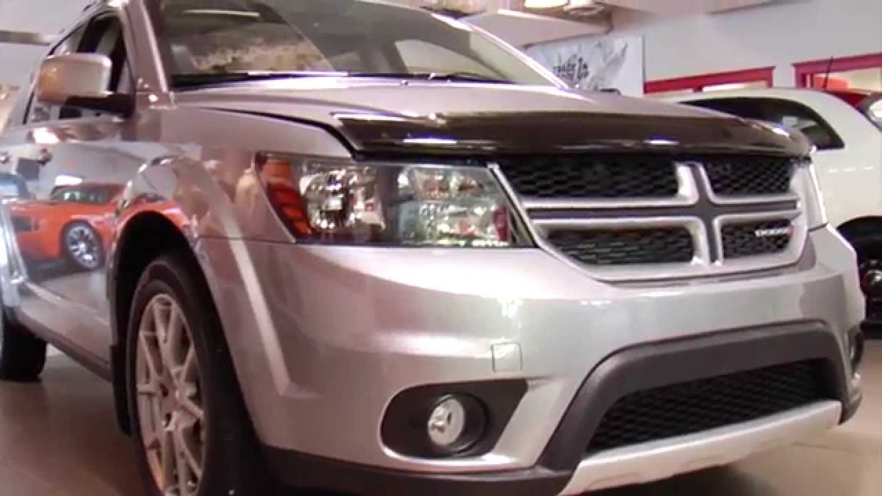 2015 dodge journey r t awd walkaround and review jennifer mileham crosstown auto centre. Black Bedroom Furniture Sets. Home Design Ideas