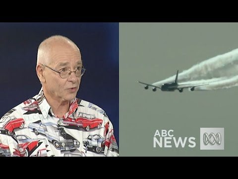 Dr Karl: Contrails, Mars, and the dearth of critical thinking