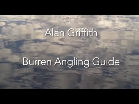 Alan Griffith  -  Burren Angling Guide