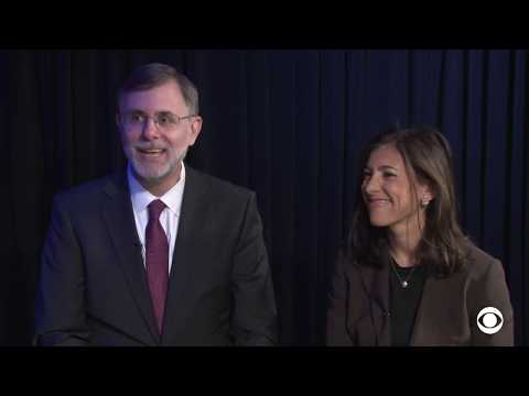 The Sit-Down: Michael D. Shear & Julie Hirschfeld Davis - YouTube