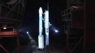 Delta II GPS IIR-21 Launch Highlights