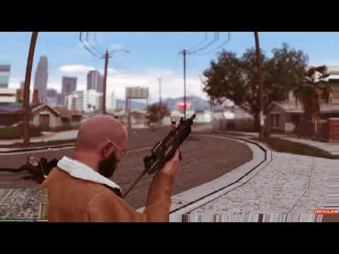 GTA 5 Rampage