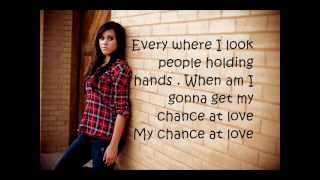 "Megan Nicole ""B-e-a-utiful"" (Karaoke/Instrumental)"