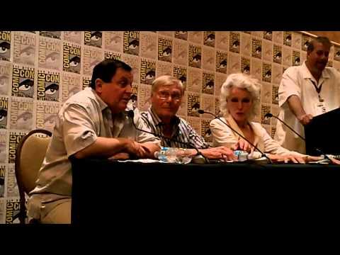 Batman The Series Blu Ray Release Press Conference! WAM!!!