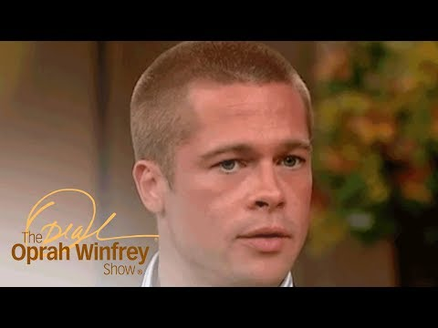 "Brad Pitt on The Marriage ""Pact"" He Made With Jennifer Aniston 