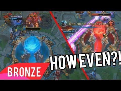 The Closest Game Bronze V Has EVER Seen - Bronze Spectates Season 8