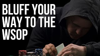 Win a FREE 2020 WSOP Main Event Seat