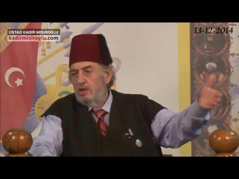M. Kemal Neden Ankara'yı Başkent Yaptı? - Üstad Kadir Mısıroğlu